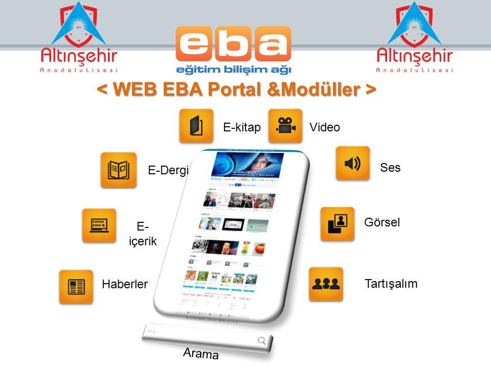 Haberler E- içerik E-kitapVideo Ses Görsel Tartışalım E-Dergi Arama
