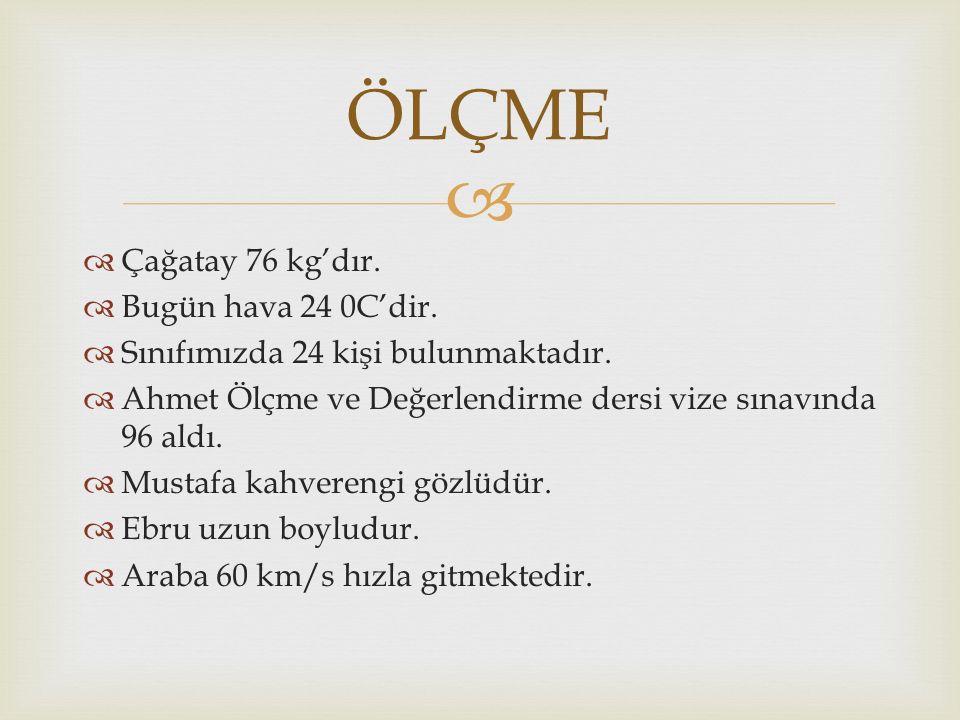  Sınıflama Ölçeği  Örneğin, İzmir'in şehirlerarası kodu 232'dir ve Şanlıurfa'nın şehirlerarası kodu 414'tür .