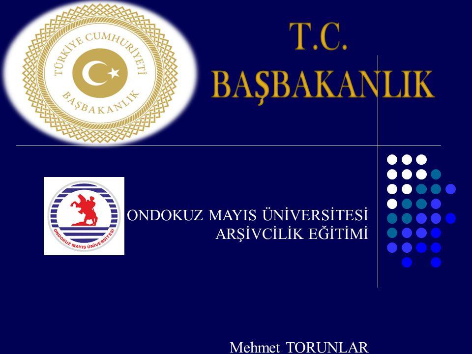 Üniversiteler BEYAS Yapısı BEYAS yapısı çerçevesinde Üniversitelerde üç(3) düzeyde Belge Merkezi ve Arşiv yapısı belirlenmiştir.