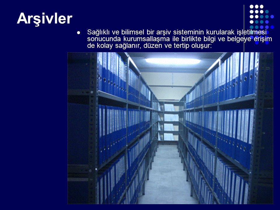 Üniversitede yazışma belgeleri kâğıt ortam ve elektronik ortam kullanılarak üretilebilir, dosyalanabilir, iletilebilir ve arşivlenebilir.