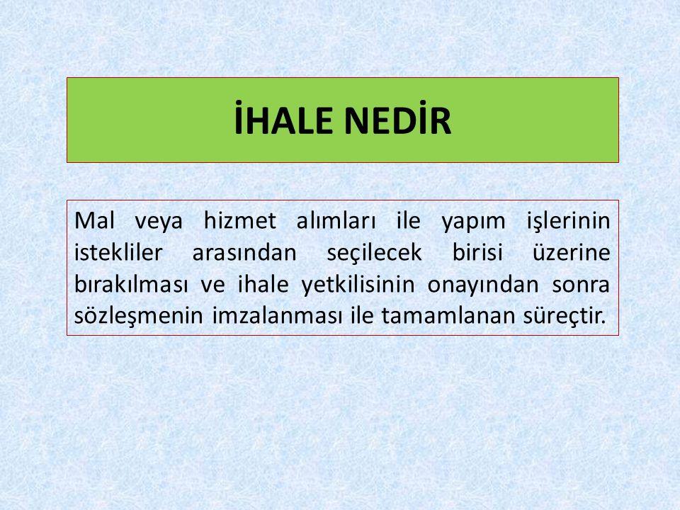  Milletlerarası tahkim yoluyla çözülmesi öngörülen uyuşmazlıklarla ilgili davalarda, Kanun kapsamındaki idareleri temsil ve savunmak üzere Türk veya yabancı uyruklu avukatlardan ya da avukatlık ortaklıklarından yapılacak hizmet alımları,  4353 sayılı Kanunun 22 nci ve 36 ncı maddeleri uyarınca Türk veya yabancı uyruklu avukatlardan hizmet alımları ile fikri ve sınai mülkiyet haklarının ulusal ve uluslararası kuruluşlar nezdinde tescilini sağlamak için gerçekleştirilen hizmet alımları, 4734 sayılı Kamu İhale Kanunu (Madde 22) söz konusu olduğunda başvurulabilir.