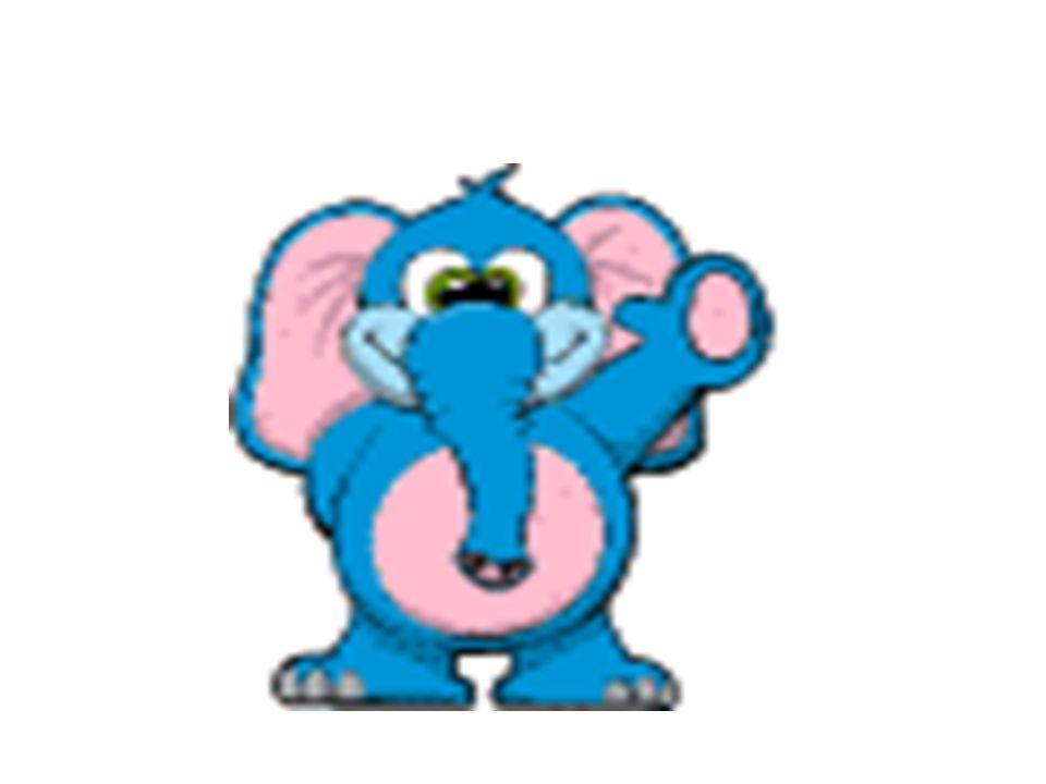 Büyük kulaklı, mavi benekli, pembe bir fil düşünmeyiniz!