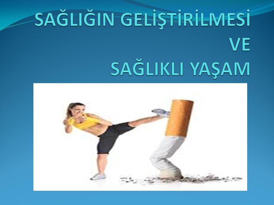 Sağlık-rahatsızlık dinamiği faktörleri Stres kontrolü Egzersiz İyi beslenme İyi uyku alışkanlığı İdeal beden kilosu Çevresel faktörler Sağlığı geliştiren aktiviteler Fiziksel stres Duygusal stres Sigara Alkol alma Kötü beslenme Genetik faktörler