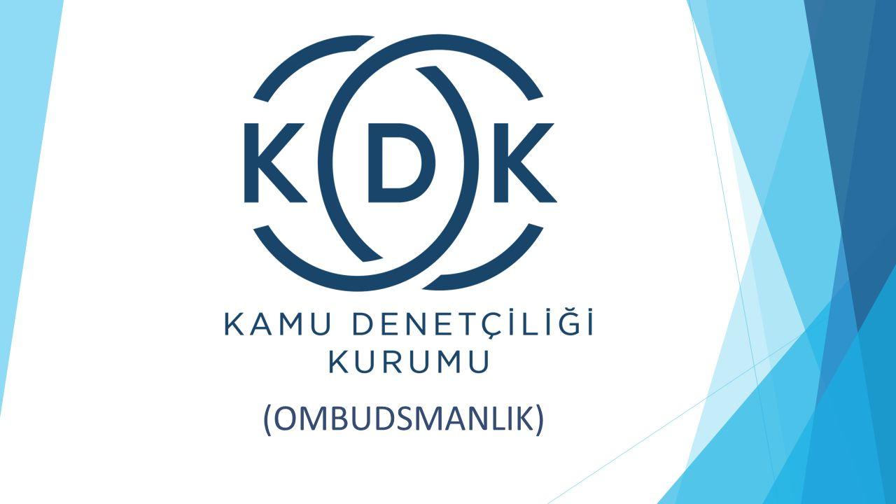 Ombudsmanlık nedir, tarihsel kökeni&tanımı, Ombudsmanlık kurumlarının ortak özellikleri Ombudsmanlık Kurumunun ülkemize sağladığı katma değer Kamu Denetçiliği Kurumu Kanunu; Kurumun amacı, görev alanı, yetkileri Şikayet başvuruları, kimler başvurabilir, başvuru koşulları, ön inceleme aşaması, inceleme ve araştırma aşaması, karar türleri İstatistikler; başvuru sayısı, şikayet konuları, karar türleri, Kurum kararlarından örnekler…  Sunum Planı