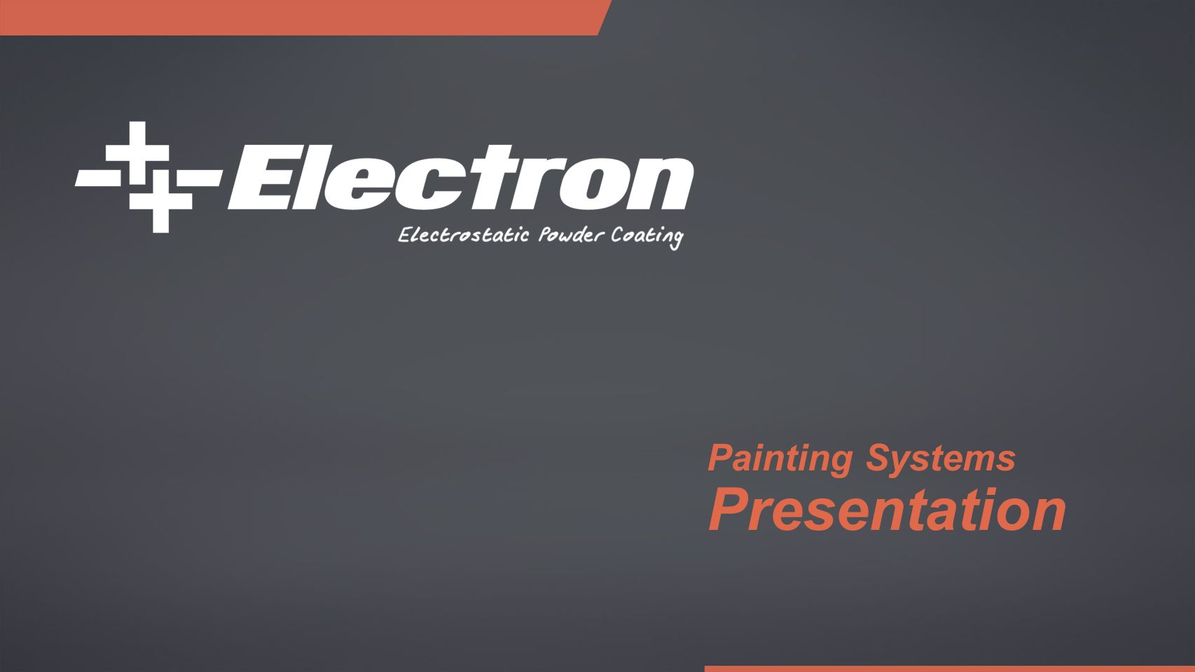 Painting Systems Presentation