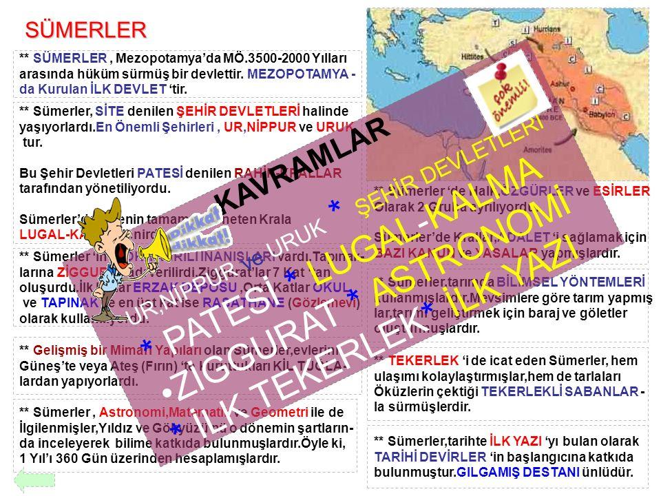 ASURLAR **ASURLAR, Dicle Nehri Kıyısı'nda MÖ.2000-620 tarihleri arasında kurulmuş olan bir uygarlıktır.