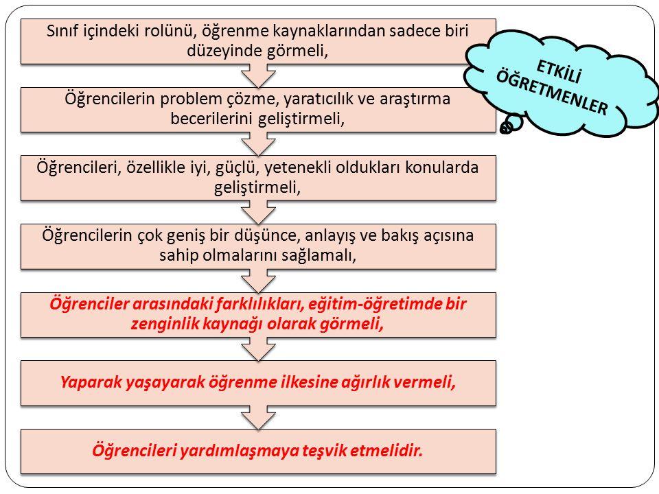 Öğretmenlerin Öğretimsel İşlevi (YANSITICI KARAR VERME MODELİ) Planlama UygulamaDeğerlendirme DÖNÜT VE YANSITMA