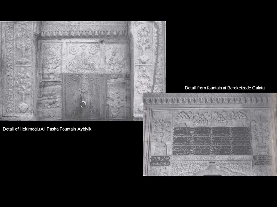 Osman III Kiosk Topkapi palace 1754-55 Room of Mihrişah Valide Sultan Topkapi palace.
