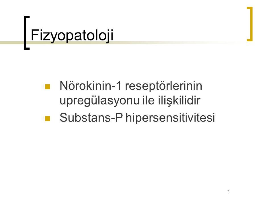 PSBA' da tedavi seçenekleri İlaçlar  Sumatriptan: 5 HT 1D receptor antagonist= serebral vazokonstriktor  Faydalı olduğuna dair olgu sunumları yayınlandı  Headache 2000 çalışması: etkisi düşük  Imigran tb, 6 mg sc