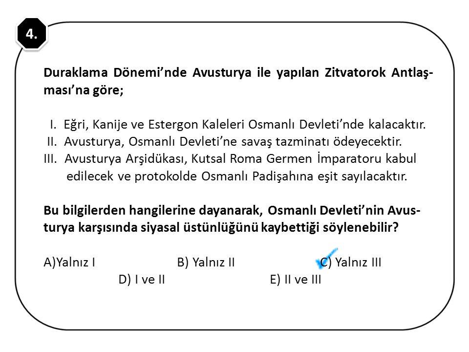 c) II. Viyana Kuşatması (1683) MERZİFONLU KARA MUSTAFA PAŞA
