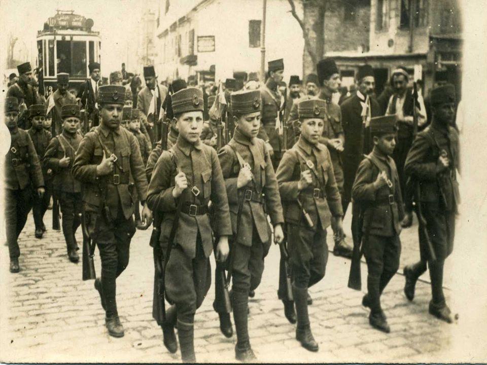 Batı cephesindeki bu direniş, milli bilinci, ve düşman ile savaşma azmini ortaya koydu.