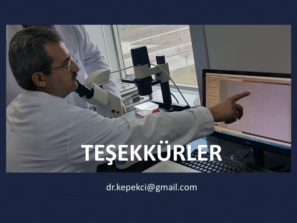 TEŞEKKÜRLER dr.kepekci@gmail.com