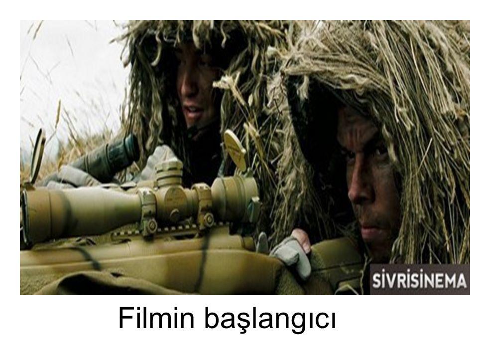 Filmin başlangıcı
