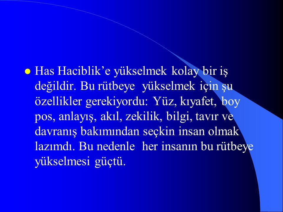 Yusuf'un Has Haciblik' e Yükselmesi l Yusuf eserini bitirdikten sonra eserini Karahanlı hükümdarı' Tabgaç Buğra Kara Hakan Ebu Ali Hasan Bin Süleyman