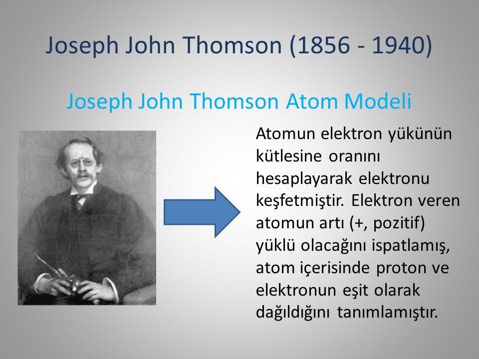 Modern Atom Teorisi ve Modelleri 2)Elektronların sadece bulunma ihtimalinin olduğu bölgeler bilinebilir ve elektronların bulunma ihtimalinin olduğu bölgelere elektron bulutu denir.