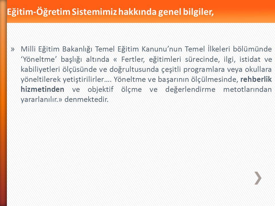 İlçe Tanıtım ve Yöneltme Komisyonu 1.Şube Müdürü: Durali ATAY 2.