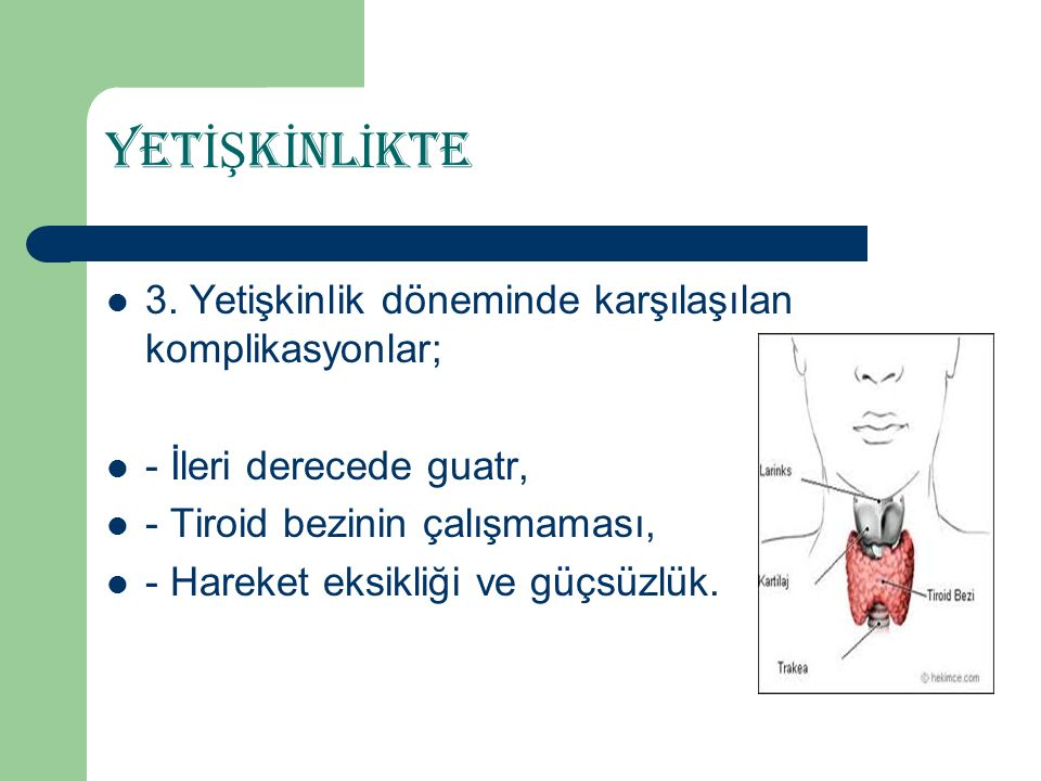 YET İŞ K İ NL İ KTE 3.