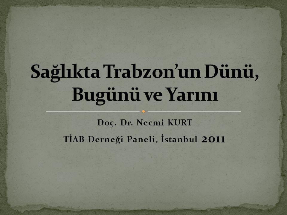 Doç. Dr. Necmi KURT TİAB Derneği Paneli, İstanbul 2011