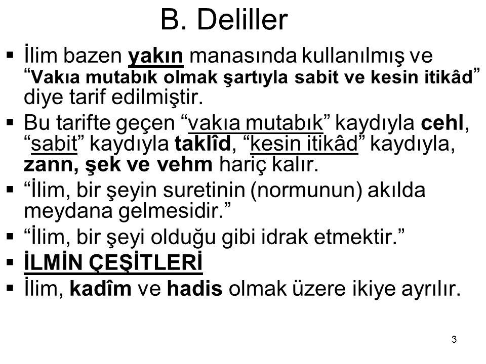 14 B.Deliller  a.