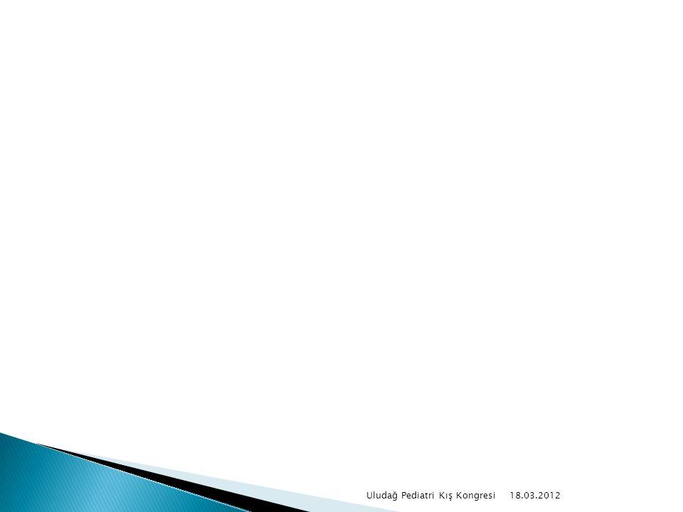 18.03.2012 Uludağ Pediatri Kış Kongresi