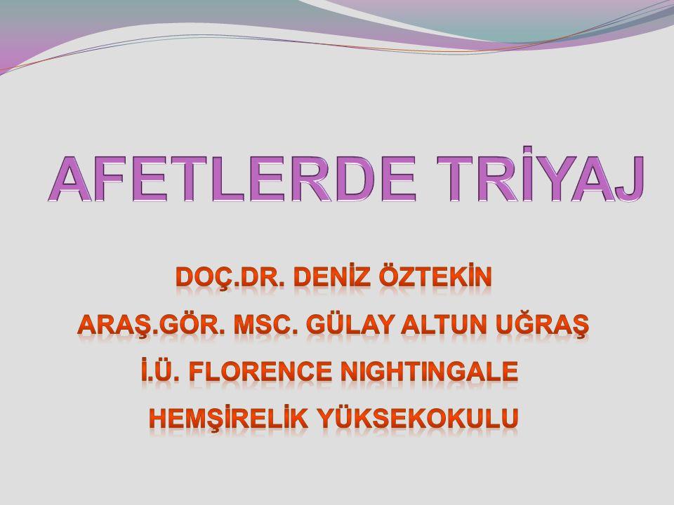 22 Boğaziçi Üniversitesi, Kandilli Rasathanesi ve Deprem Araştırma Enstitüsü, Afete Hazırlık Eğitim Birimi.