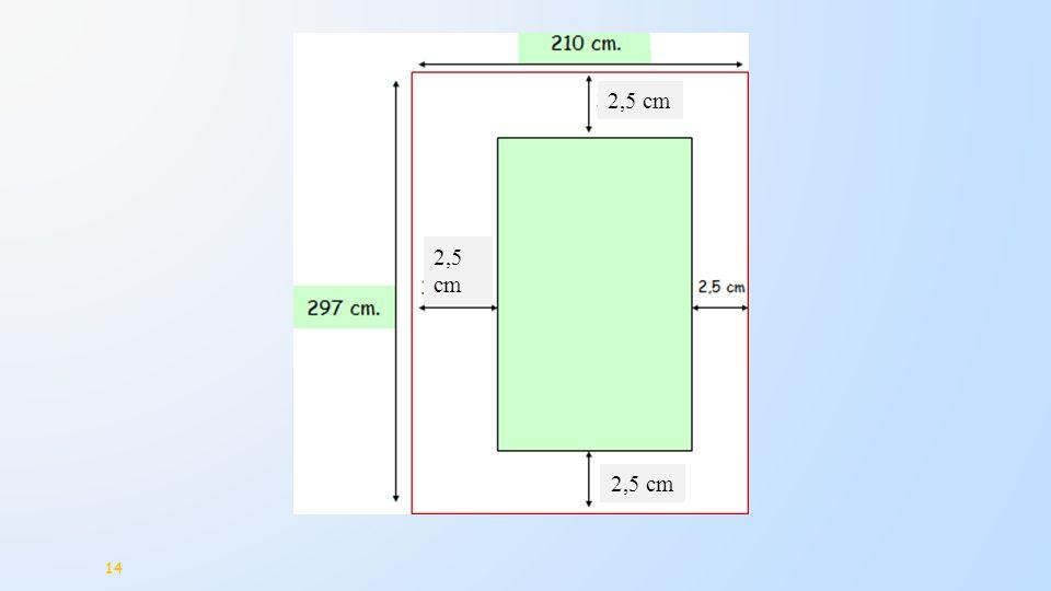 14 2,5 cm