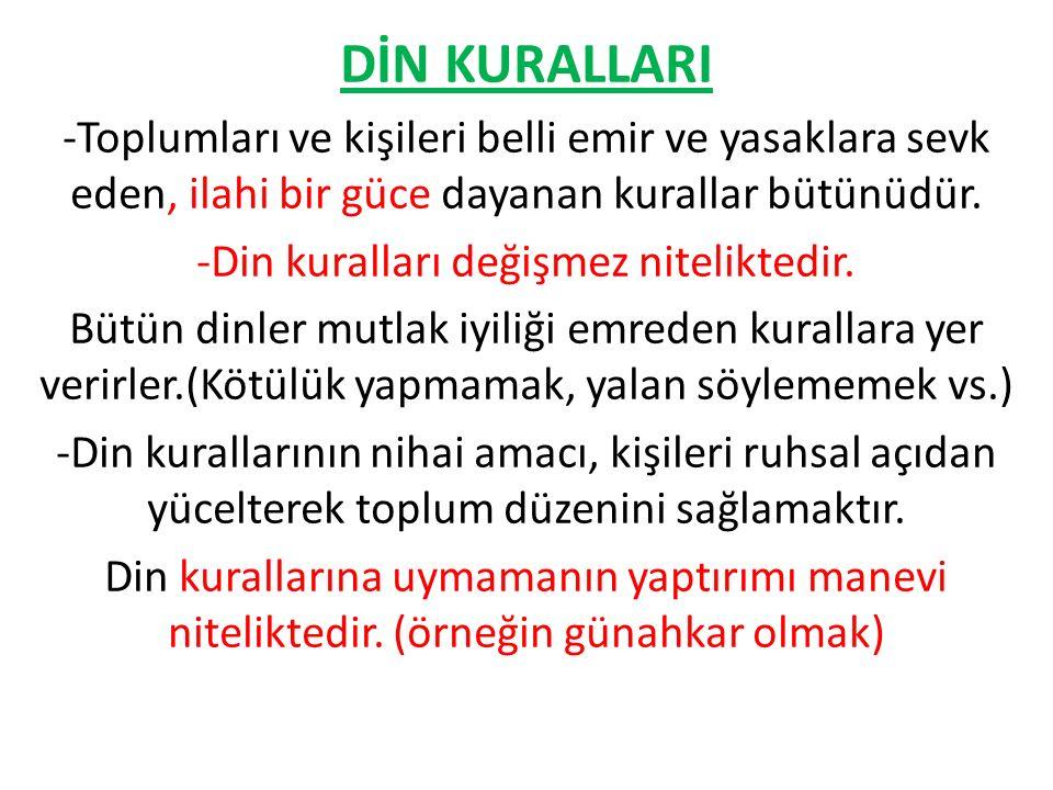 Türkiye'de 1876, 1921, 1924, 1961 ve 1982 yıllarında yeni anayasalar yapılmıştır.