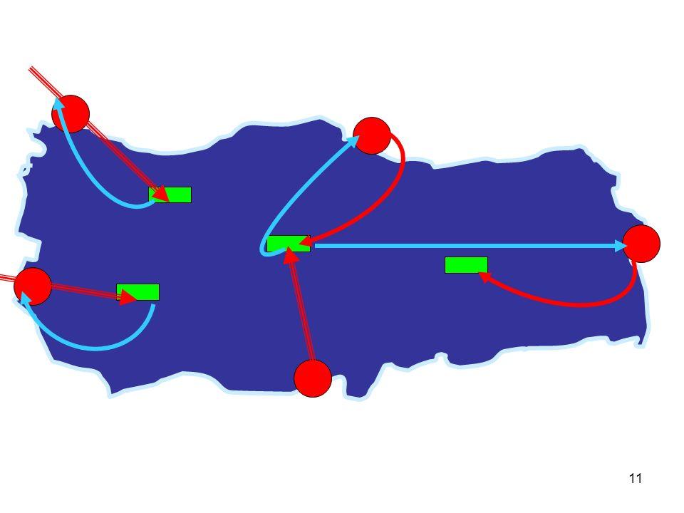 10 Çıkış gümrük idaresi, eşyanın Türkiye Gümrük Bölgesini terk etmeden önce sunulmasının gerekli olduğu ve çıkış işlemlerinin tamamlanması ile ilgili gümrük kontrolleri ve risk analizine dayalı kontrollere tabi tutulduğu gümrük idaresini ifade eder.