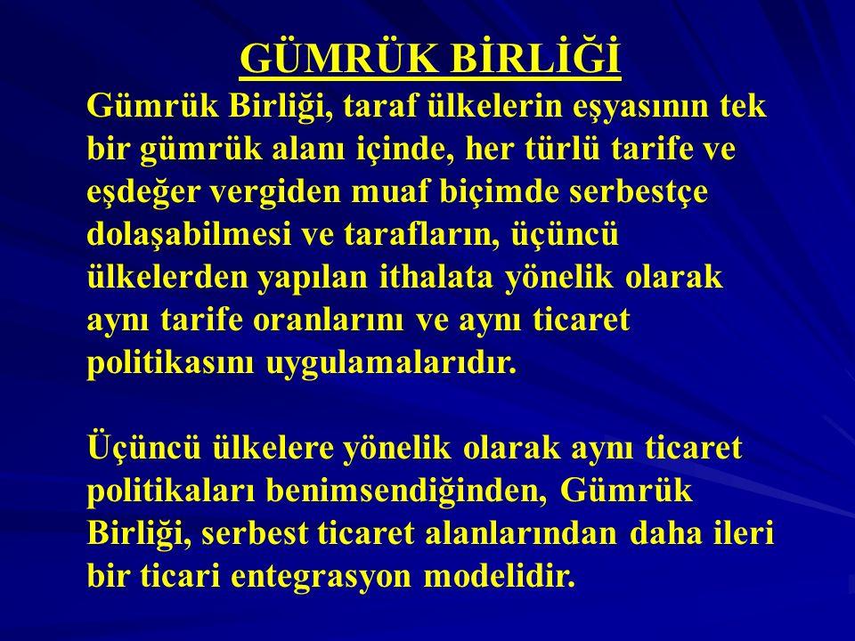 Türkiye Menşeli Olmayan Girdiler Kullanılarak Yapılan Üretimde Menşe Tespiti Nasıl Yapılmaktadır.