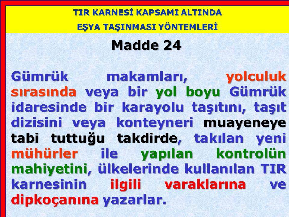 Madde 22 1.