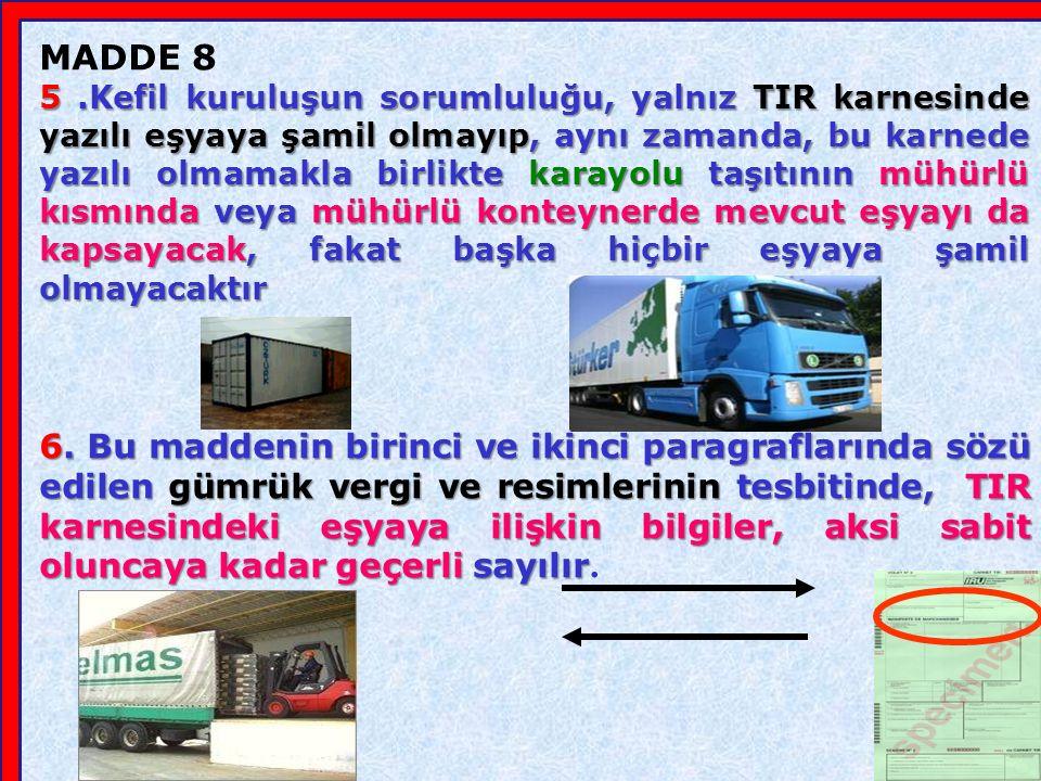 MADDE 8 3.