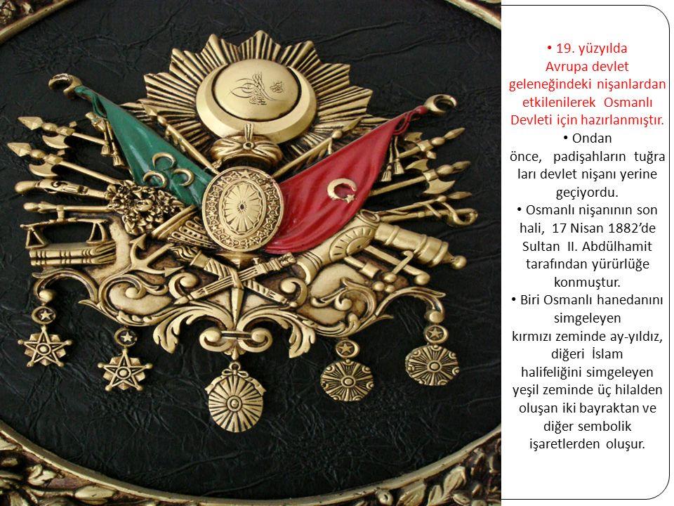 Bu bayrak, 29 Mayıs 1936 tarih ve 2994 sayılı kanunla Türk bayra ğ ının sekli ve ölçüleri olarak kesin bir ş ekilde tespit edildi.