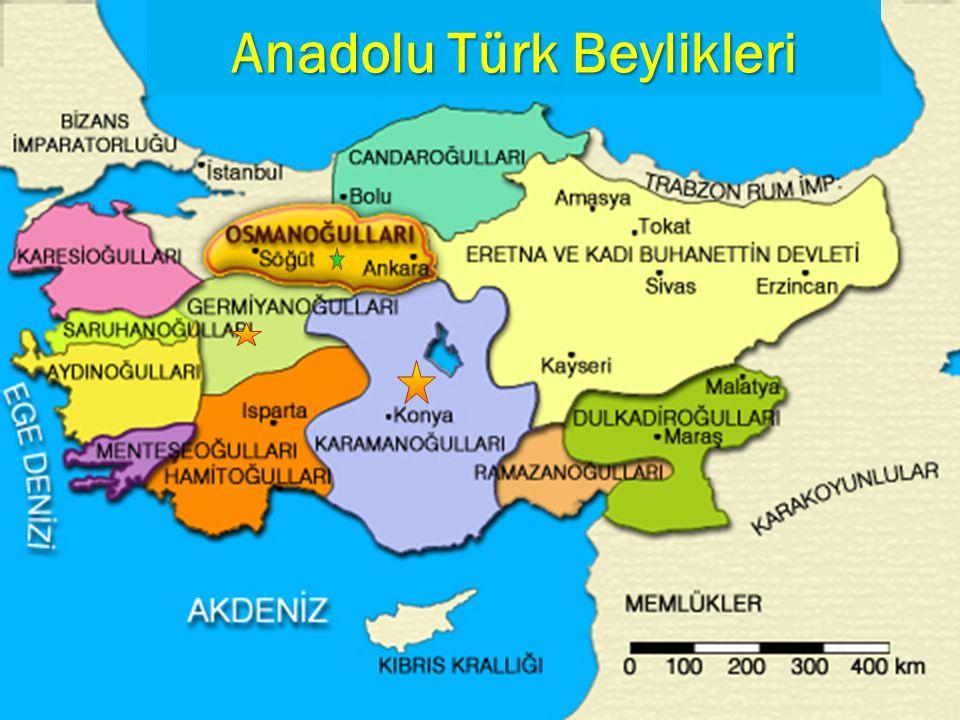 Osmanlı Hanedanının Menşei Gün Han Karakeçililer