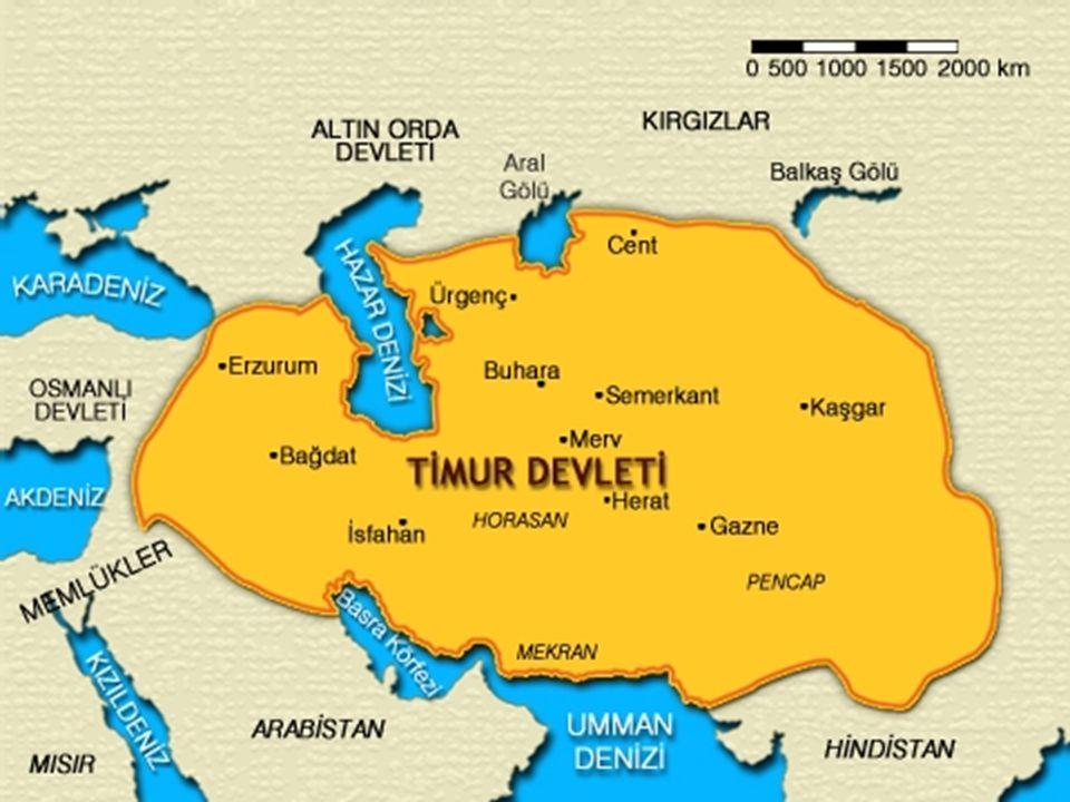 """Yıldırım Bayezid Dönemi (71) (1389 -1402 ) """"Yıldırım"""" ünvanı sava ş lardaki cesaret ve hızından dolayı verildi. I. Kosova sava ş ında Sultan Murad o ğ"""