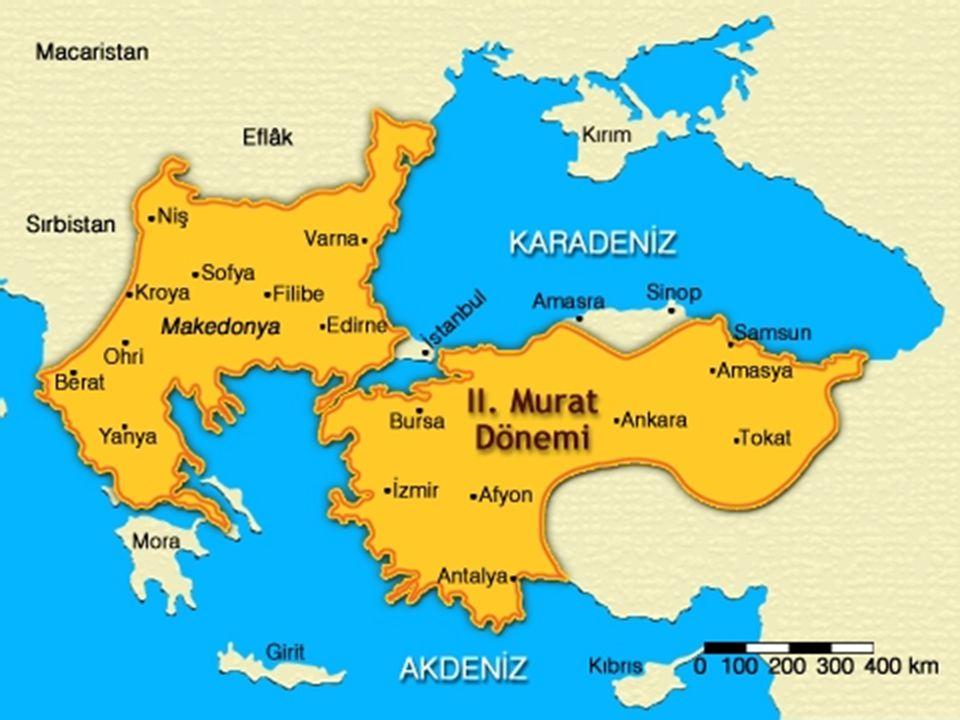 Çelebi Mehmed Dönemi Fetret Devri ( 6 ş ehzadenin mücadelesi ).