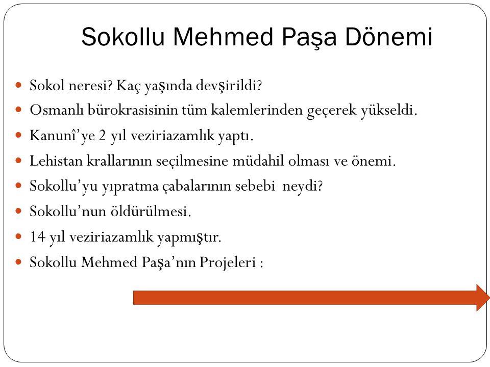 Kanunî Sultan Süleyman Dönemi Kanuni Osmanlı'nın en müsait ortamında padi ş ah oldu. İ lk olarak Yavuz dönemindeki sert yönetim yapısını yumu ş attı.