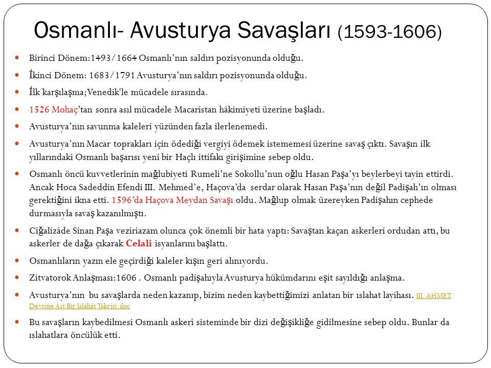 Osmanlı- İran İlişkileri (1578- 1639) Osmanlı- Safevi mücadelesinin arka planı: Anadolu'ya hâkim olma mücadelesi. ( Safevîler Anadolu Türkmenleriydi)