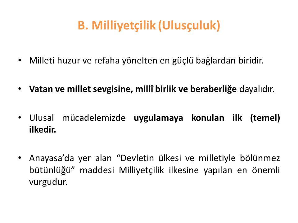➠ Halifeliğin Kaldırılması (3 Mart 1924) ➠ Türk Kadınına Siyasî Haklar Verilmesi (1930-1933- 1934) ➠ Siyasî Partilerin Kurulması (Çok Partili Hayata G