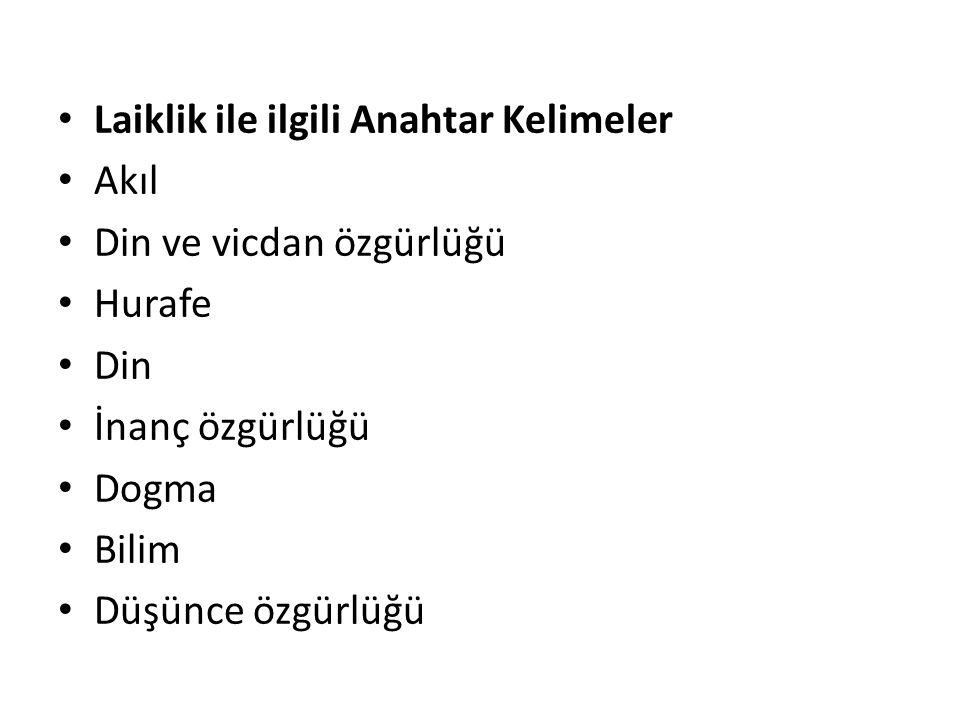 """Teokratik (dinsel) yönetimlerle taban tabana zıttır. Hurafelere, batıl inançlara ve dogmalara tamamen karşıdır. Atatürk'ün """"Arkadaşlar, efendiler ve e"""
