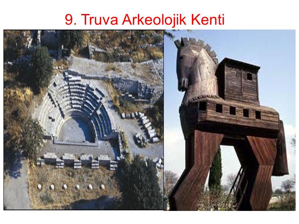 9. Truva Arkeolojik Kenti
