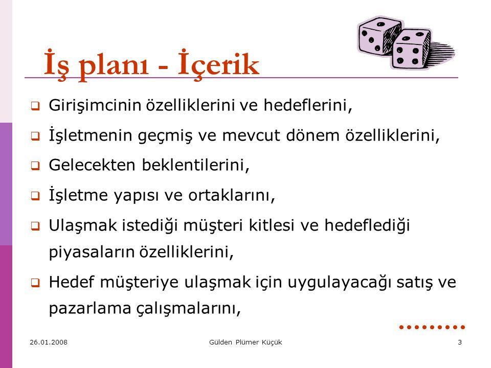 Piyasa & Talep Yapısı 4.