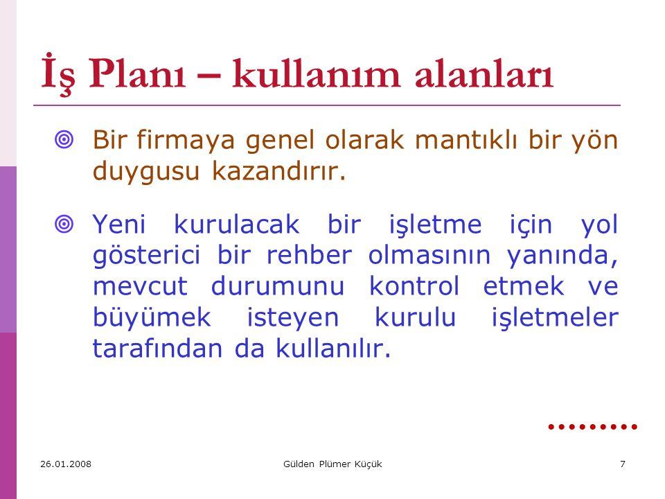 5.Temel Hedefler Planlamada başarısız olanlar, başarısızlığı planlamış olurlar.