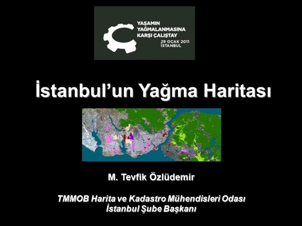 İstanbul'un Yağma Haritası M.