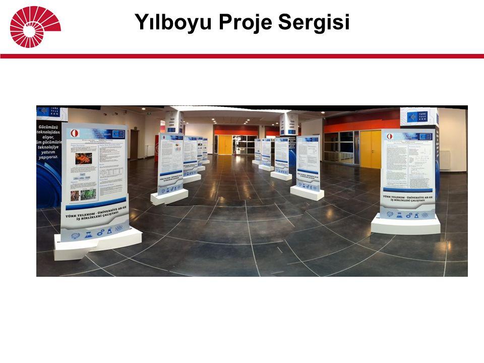 Yılboyu Proje Sergisi