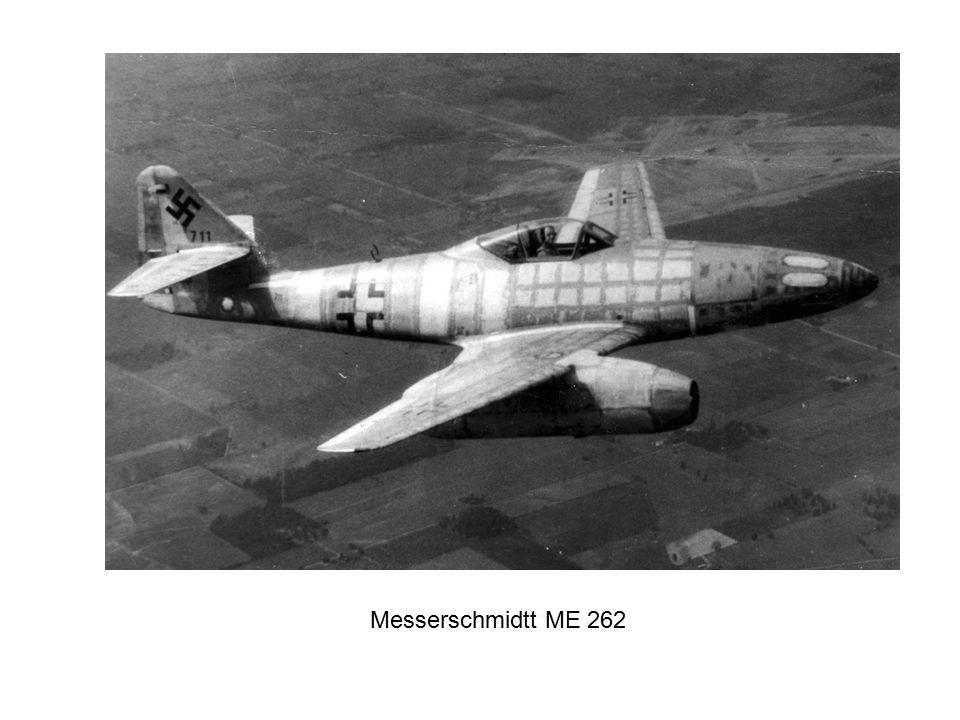 Messerschmidtt ME 262
