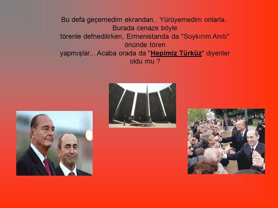 Diyorlar ki öldürülen gazetecinin adı Hrant Dink miş, Türkiye Cumhuriyeti mahkemelerinde Türklüğe hakaretten yargılanmış..