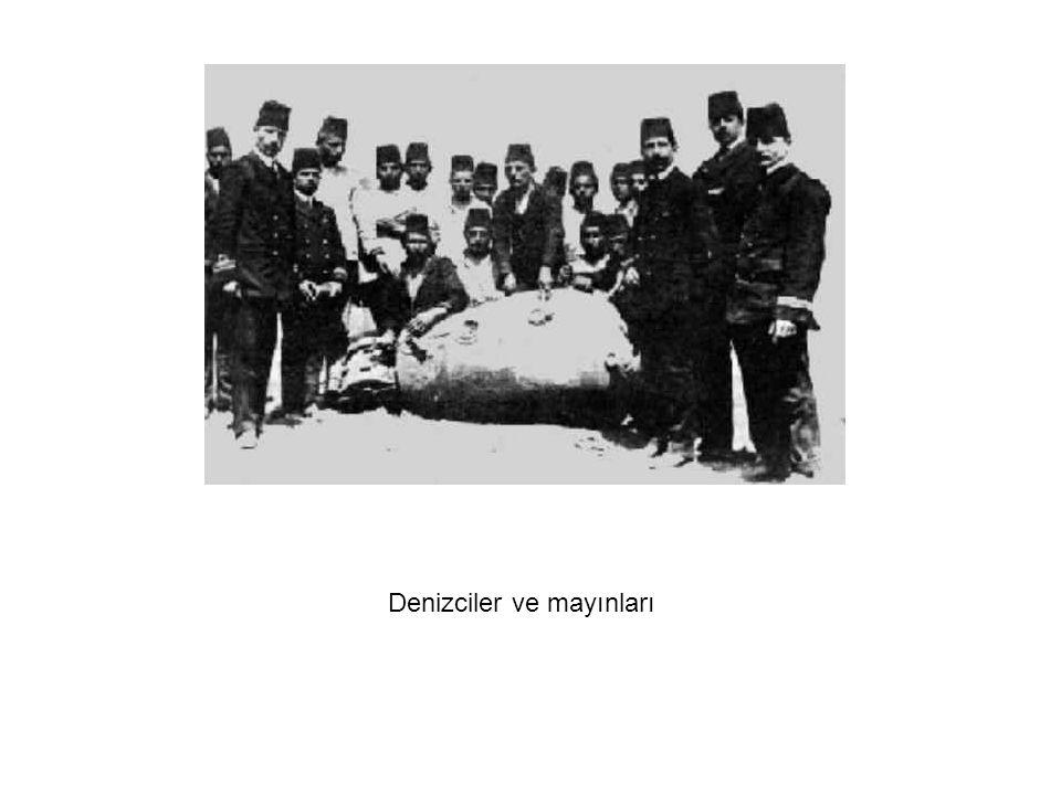 TÜRK MAYIN BIRLİĞİ ÇANAKKALE 1915 KOMUTAN BİNBAŞI NAZMİ BEY 18 MART GÜNÜ 16 HAT GEMİSİ VE AĞIR KRAVÜZÖR SAHİL BATARYALARINI SUSTURARAK ÇANAKKALE BOĞAZINDA İLERLEMEYE BAŞLADI TAA Kİ NUSRET MAYIN GEMİSİNİN DÖKTÜĞÜ MAYINLARLA TANIŞINCAYA KADAR HMS OCEAN HAT GEMİSİ MAYIN İLE BATIRILDI