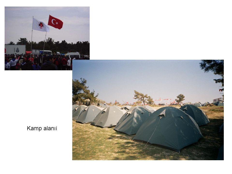 Kamp alanıi