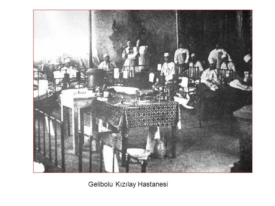 Gelibolu Kızılay Hastanesi