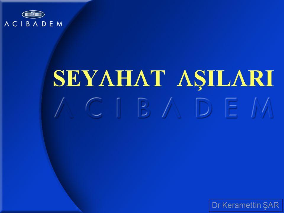 Dr Keramettin ŞAR SEY  H  T  ŞIL  RI